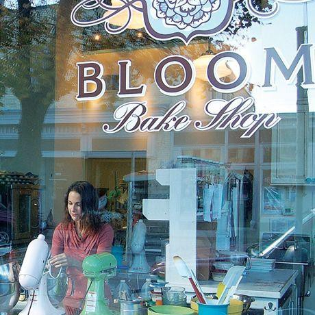 ANNEMARIE MAITRI, OWNER OF BLOOM BAKE SHOP